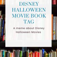 Disney Channel Halloween Movie Book Tag