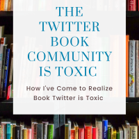 The Twitter Book Community is Toxic