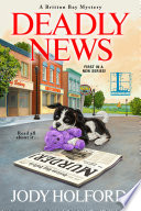 Deadly News by Jody Holford