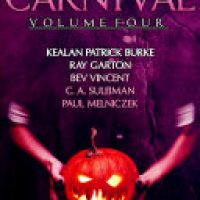 Halloween Carnival Volume 4 by Brian James Freeman