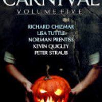 Halloween Carnival Volume 5 by Brian James Freeman