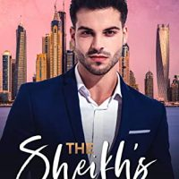 The Sheikh's Tempting Nanny by Leslie North
