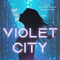 Violet City by Page Morgan