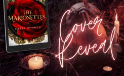 Cover Reveal: The Marionettes by Katie Wismer